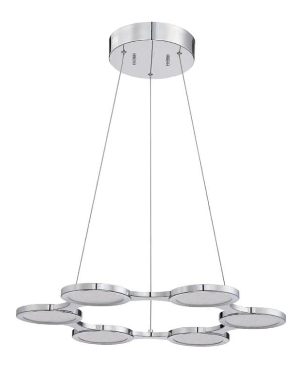 Milan 6-Light Pendant