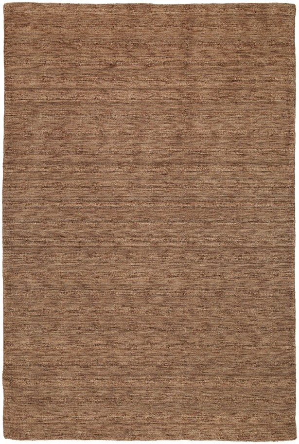 Mccabe Hand Woven Wool Brown Area Rug Rug Size: Rectangle 5' x 7'6