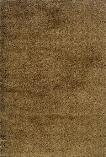 Mazon Solid Gold Area Rug Rug Size: Rectangle 6'7