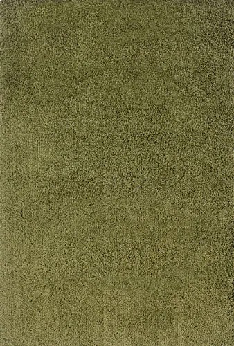 Mazon Solid Green Area Rug Rug Size: Rectangle 4' x 6'