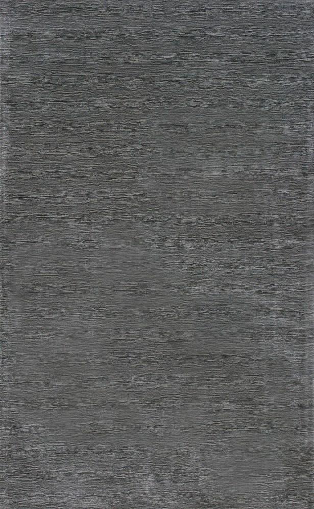 Glenshaw Steel Gray Area Rug Rug Size: 5' x 7'