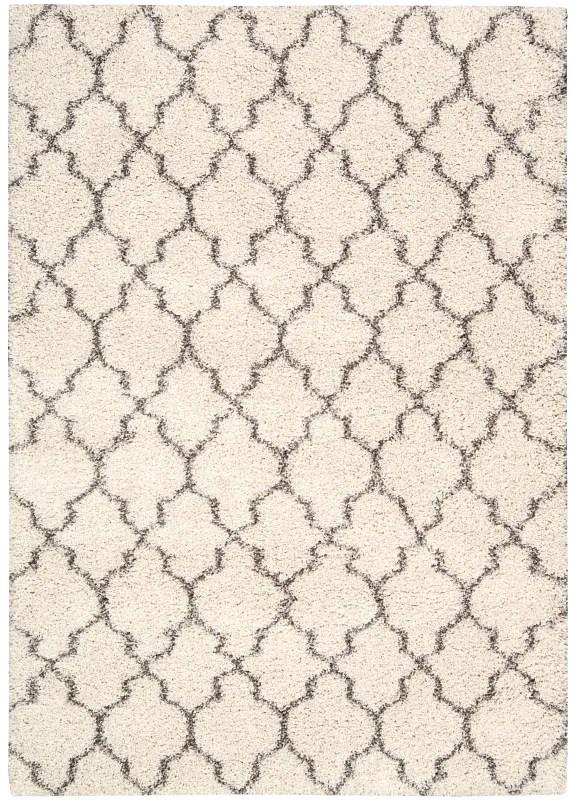 Linton Ivory Area Rug Rug Size: Rectangle 6'7