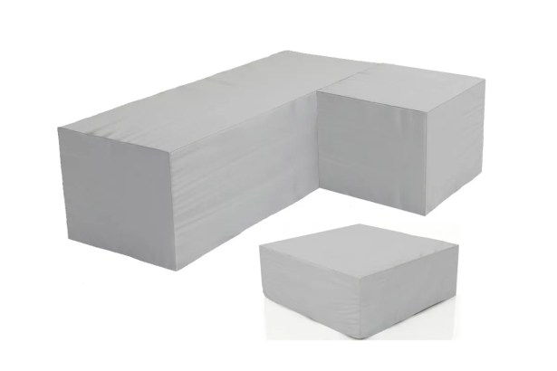 3 Piece Sectional Cover Set