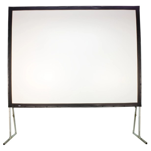 Matte White Fixed Frame Projection Screen Viewing Area: 200