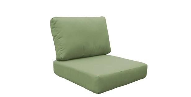 Fairmont 10 Piece Outdoor�Lounge Chair Cushion Set Fabric: Cilantro