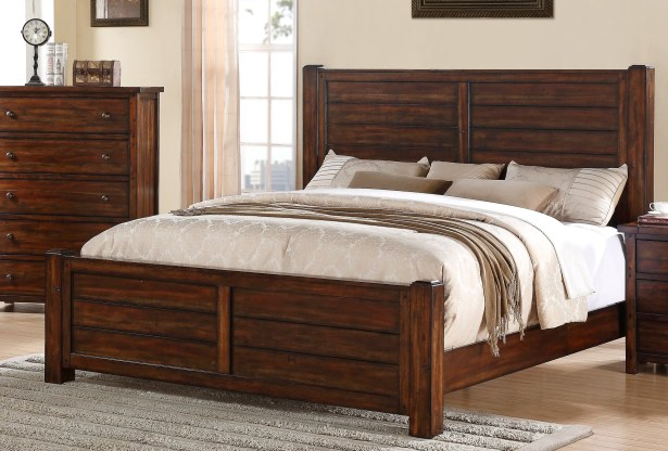 Winchester Panel Bed Size: Queen