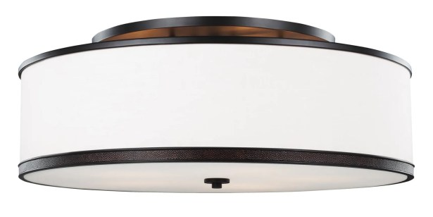 Oneal 5-Light Semi Flush Mount