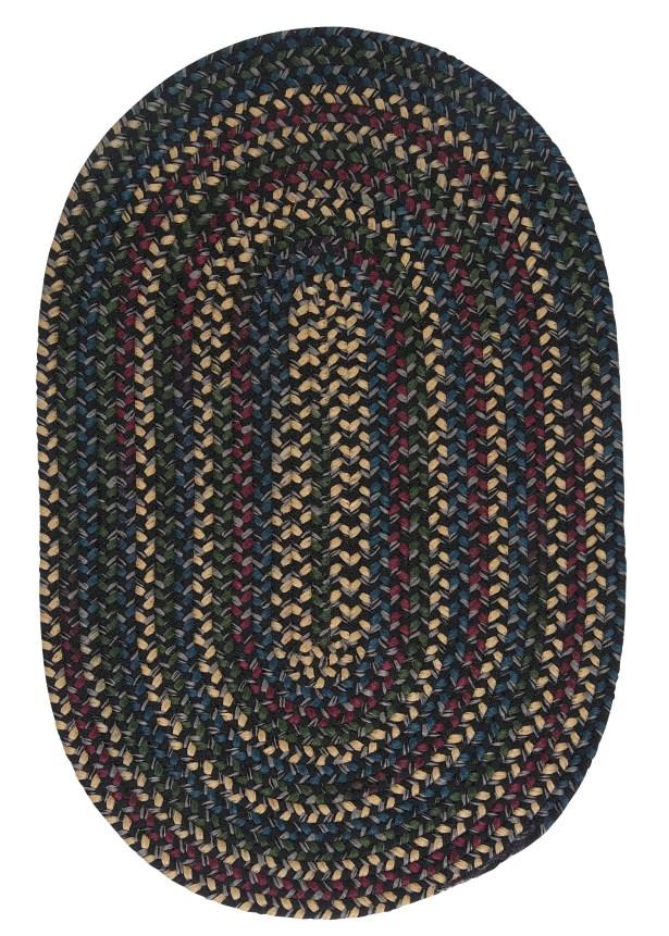 Mclaughlin Carbon Rug Rug Size: Oval 8' x 11'