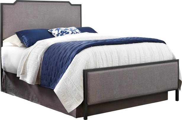 Duggan Upholstered Panel Bed Size: California King
