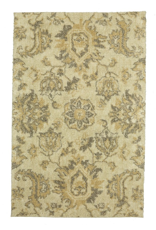 Dumbarton Beige Area Rug Rug Size: Rectangle 5' x 7'