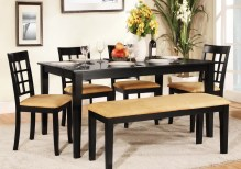 Dining Table Sets Oneill 6 Piece Wood Dining Set