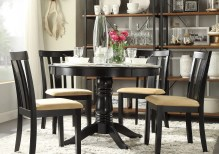 Dining Table Sets Oneill Modern 7 Piece Wood Dining Set