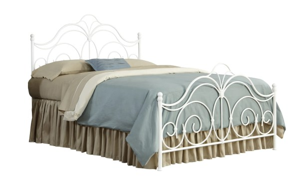 Sanson Panel Bed Size: King