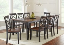 Dining Table Sets Rani 9 Piece Dining Set