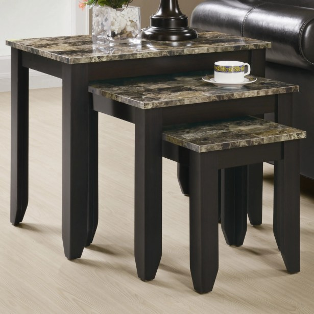 Boneta 3 Piece Nesting Tables