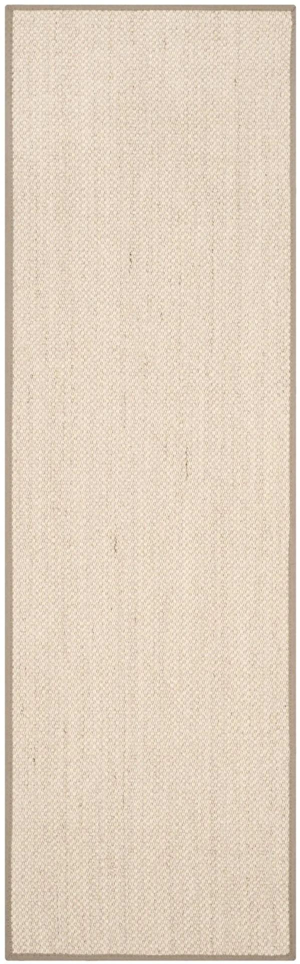 Monadnock Marble/Khaki Area Rug Rug Size: Runner 2'6