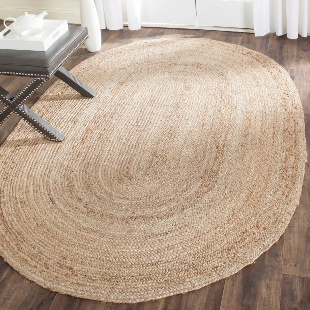 Chatham Hand-Woven Wool Light Tan Area Rug Rug Size: Rectangle 4' x 6'
