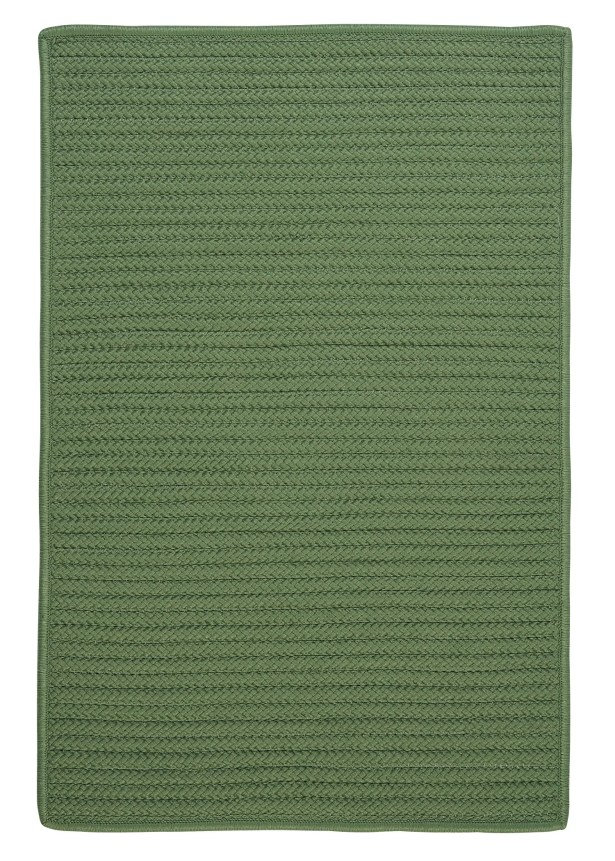 Gilmour Moss Green Solid Indoor/Outdoor Area Rug Rug Size: Rectangle 5' x 8'