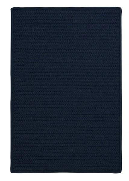 Glasgow Blue Indoor/Outdoor Area Rug Rug Size: Rectangle 8' x 11'