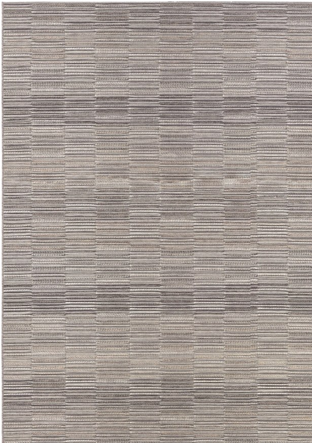 Whitney Gray Indoor/Outdoor Area Rug Rug Size: Rectangle 7'10