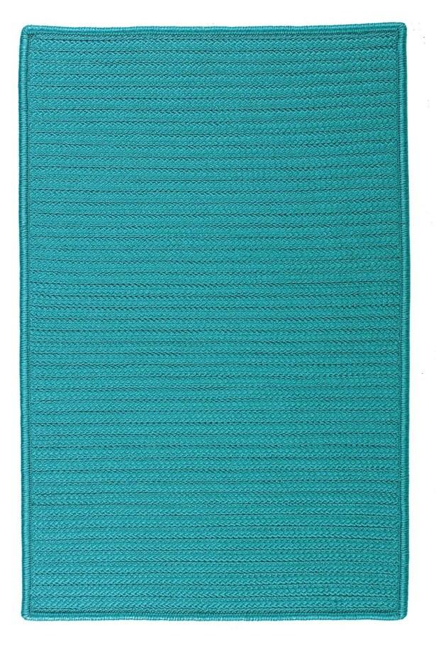 Glasgow Blue Indoor/Outdoor Area Rug Rug Size: Runner 2' x 12'