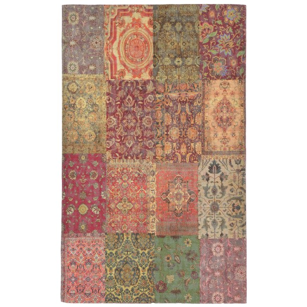 Astoria Old Persian Area Rug Rug Size: 4'8
