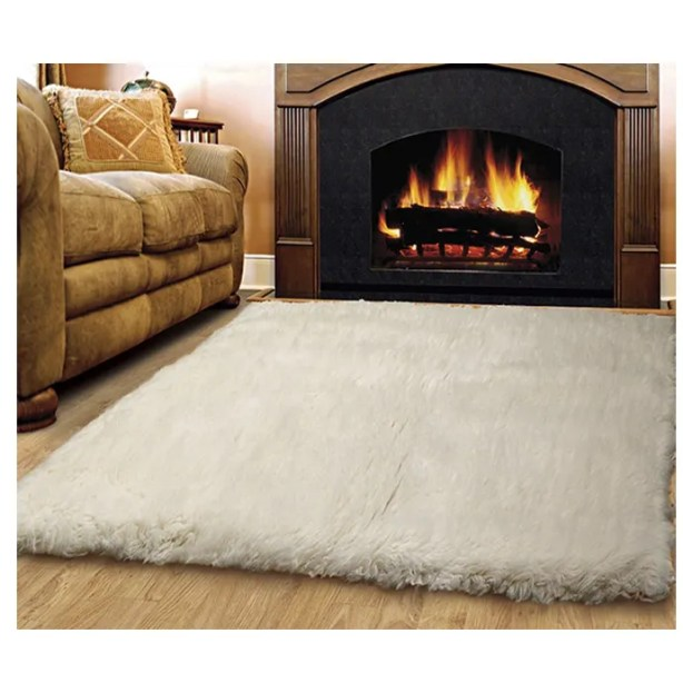 Bloomville Wool Natural Area Rug Rug Size: Rectangle 2'4