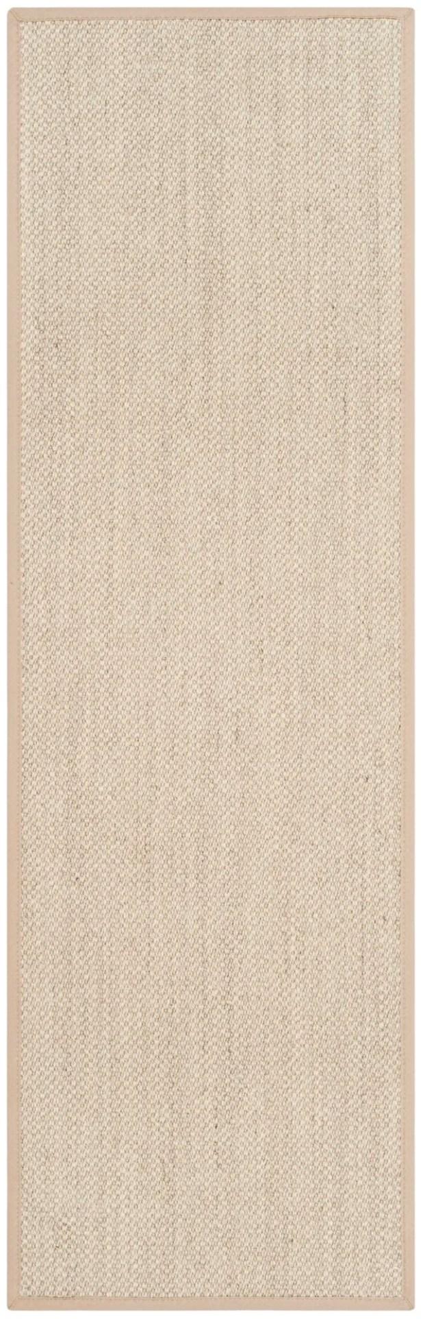 Monadnock Marble / Linen Area Rug Rug Size: Runner 2'6