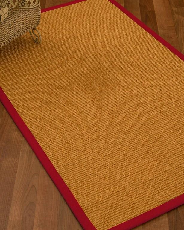 Bullen Hand Woven Brown Area Rug Rug Size: Rectangle 2' X 3'