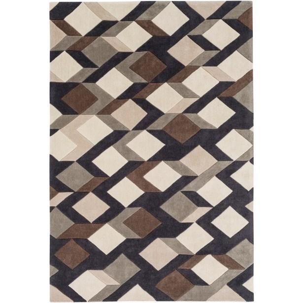 Conroy Hand-Tufted Area Rug Rug Size: Rectangle 9' x 13'