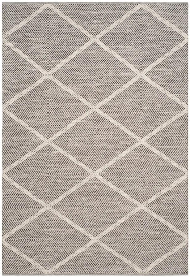 Shevchenko Place Hand-Woven Cream Area Rug Rug Size: Rectangle 5' x 8'