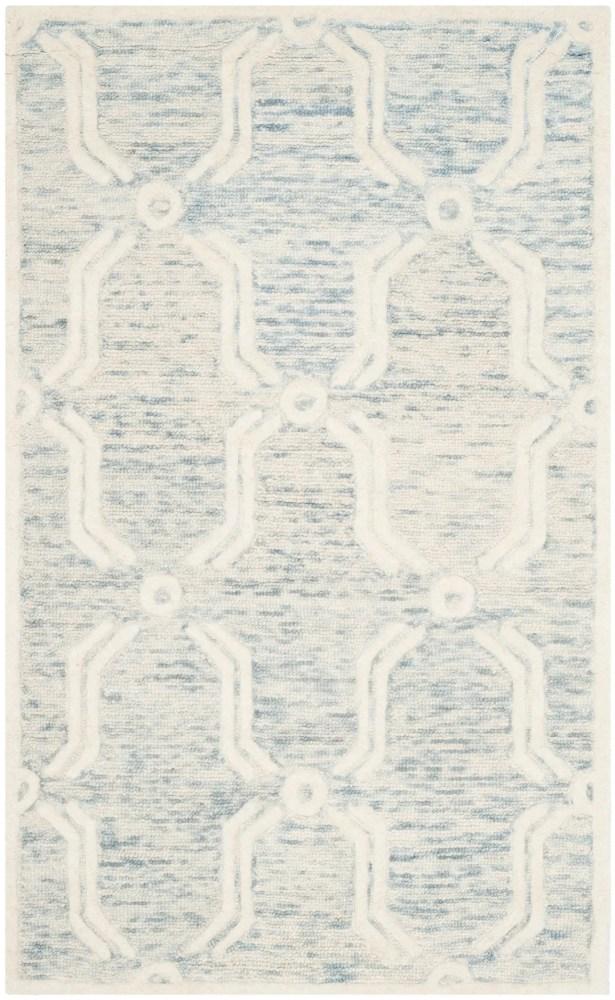 Medina Hand-Tufted Area Rug Rug Size: Rectangle 5' x 8'