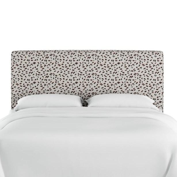 Marksbury Upholstered Panel Headboard Size: Twin