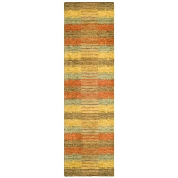 Trost Striped Area Rug Rug Size: Rectangle 5' x 8'