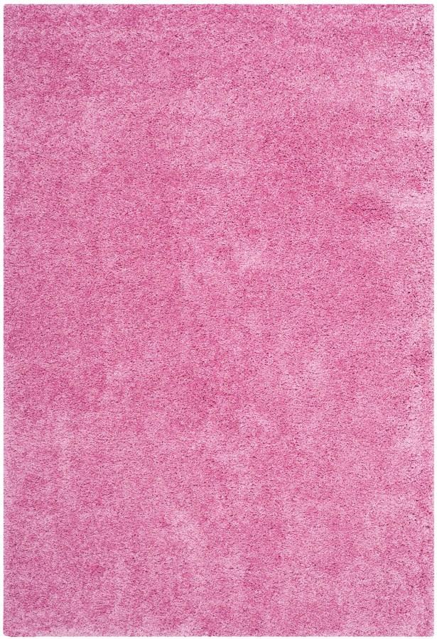 Vandoren Pink Area Rug Rug Size: Rectangle 5'3