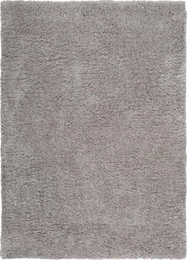 Vandiver Hand-Tufted Silver Area Rug Rug Size: Rectangle 7'6