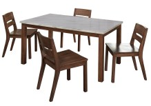 Dining Table Sets Losey 5 Piece Dining Set