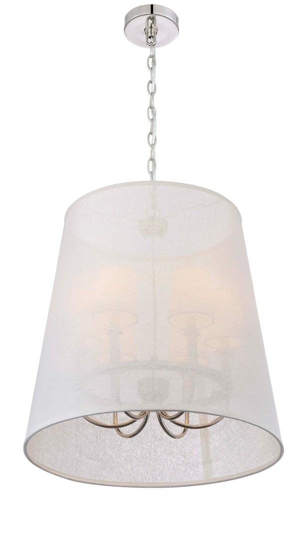 Duley 6-Light Cone Pendant