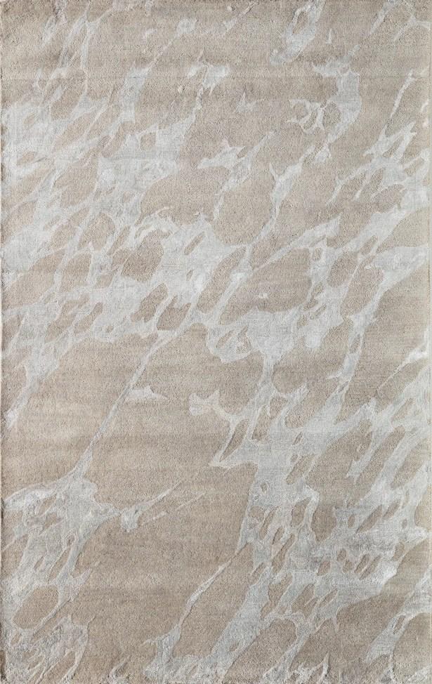 Martone Hand-Tufted Sand Area Rug Rug Size: Rectangle 3'6
