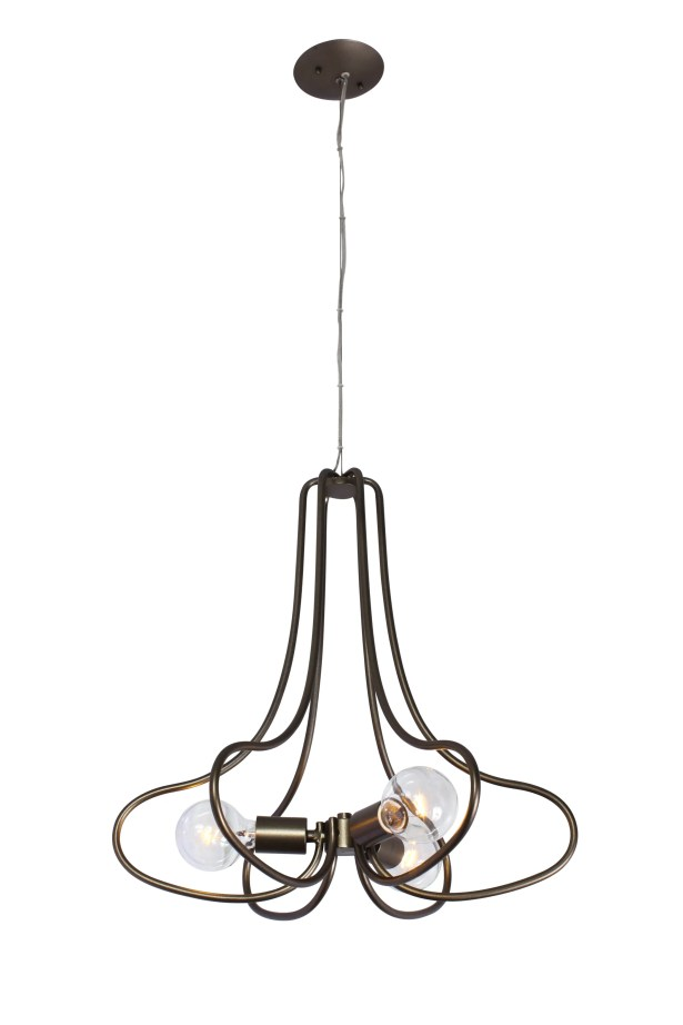 Gagliardi 3-Light Chandelier