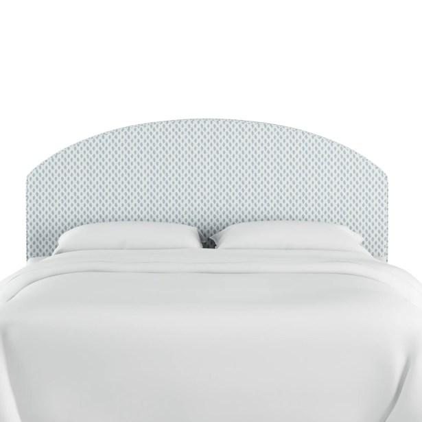Engle Cotton Upholstered Panel Headboard Size: California King