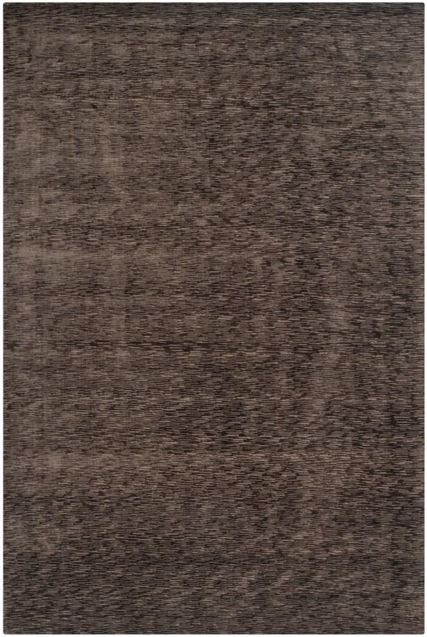 Maxim Charcoal Soild Rug Rug Size: Rectangle 9' x 12'