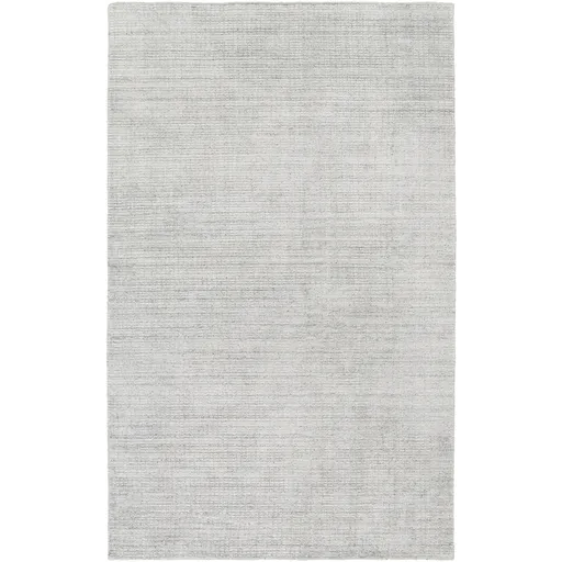 Ayers Hand-Loomed Gray Area Rug Rug Size: Rectangle 8' x 10'