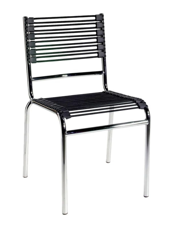Hailee Metal Stacking Guest Chair