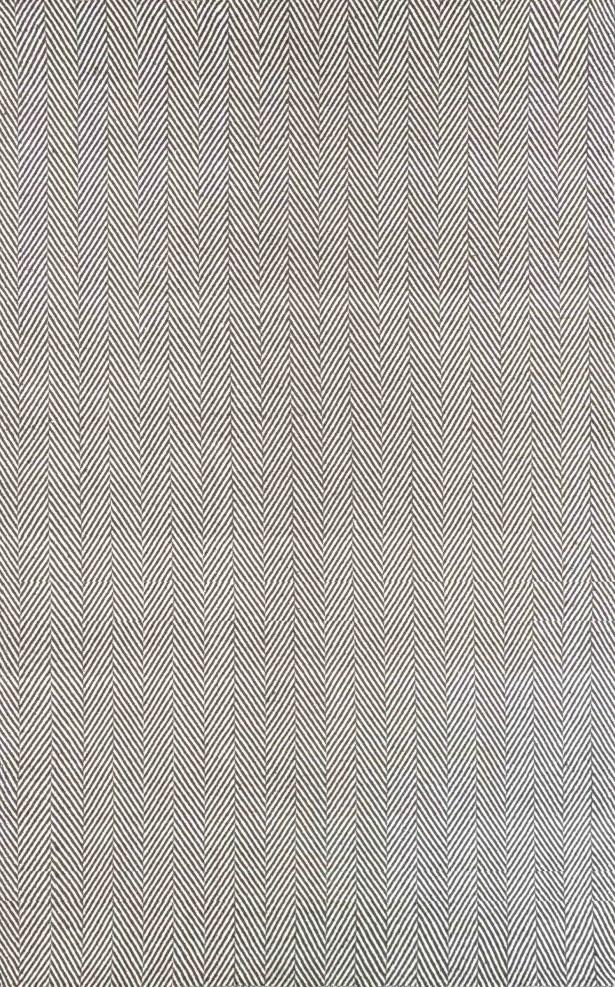 Calvert Hand-Woven Gray Area Rug Rug Size: Rectangle 9' x 12'