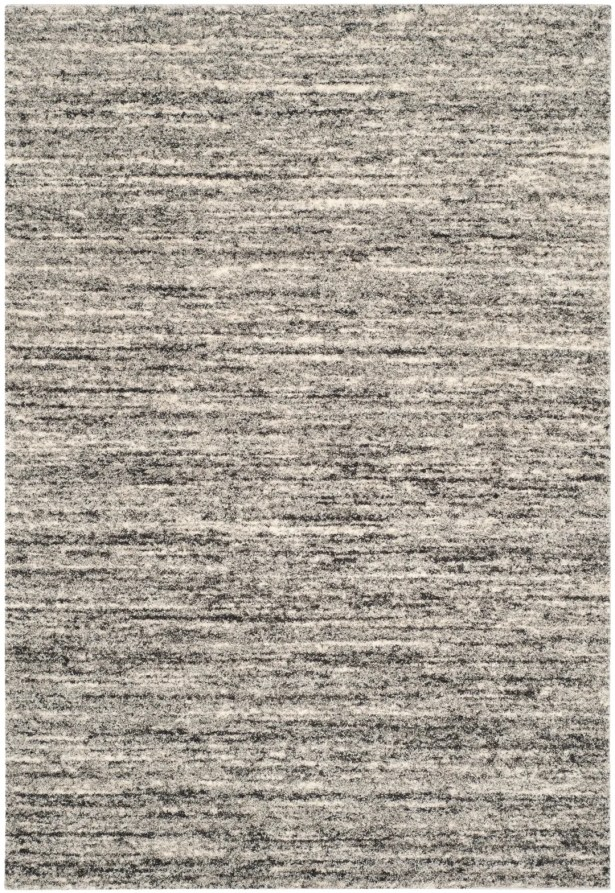 Arine Ivory/Gray Area Rug Rug Size: Rectangle 4' x 6'