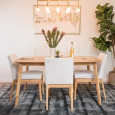 Dining Table Sets Tunis 5 Piece Dining Set