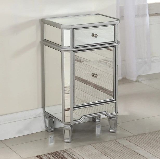 Agnew End Table with Storage