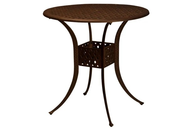 La Jolla Bar Table Table Size: 42