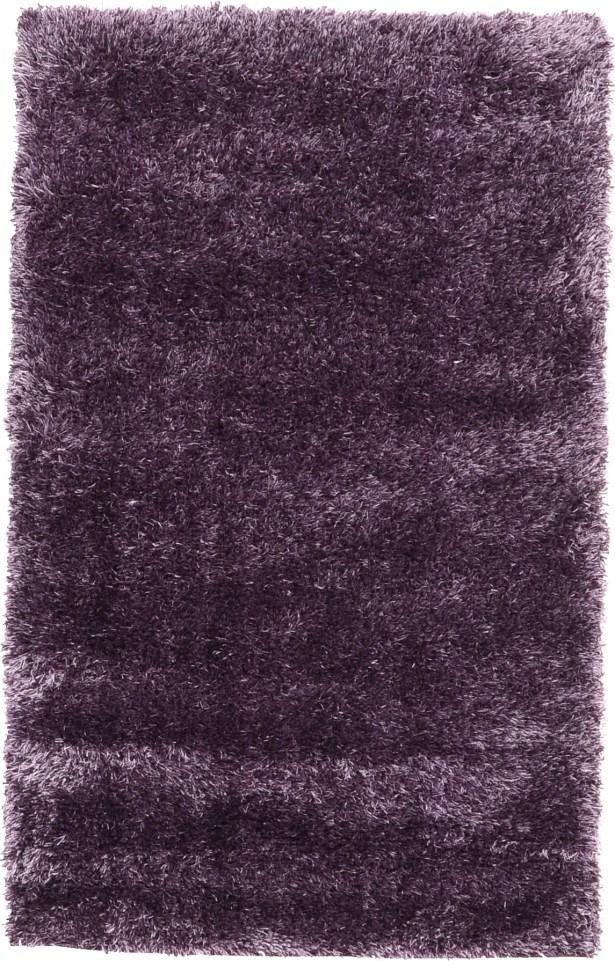 Evelyn Fig Purple Area Rug Rug Size: Rectangle 3'3